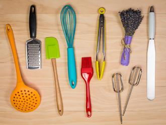 Посуд і кухонне приладдя